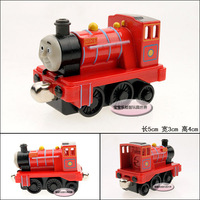Red train Thomas mike mini exquisite alloy car model free air mail