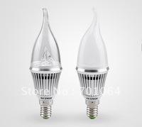 LED Cablde light  brightest 3W  Base E14  85V-265V AC  (warm &cold light)
