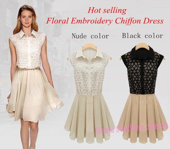 Beige Lace Dress Plus Size Cute Plus Size Dresses