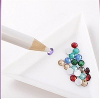 100pcs Phone / Craft / Nail Art / Rhinestones Gems Picking Tools Pencil Pen Pick Up Pen