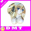 2012Hot Mouse pad, Mouse mat, Natural  rubber cloth pad 3D Mouse pad