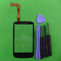 DIGITIZER touch screen For HTC Desire C NFC Golf A320e FREE TOOLS FREE SHIPPING
