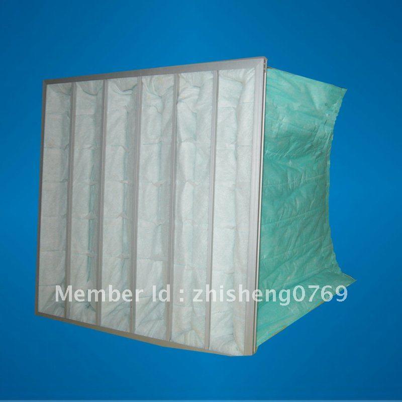 F6 Medium efficiency pocket filter(China (Mainland))