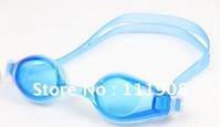 FreeShipping Retail pack advanced swim goggles,water proof anti fog swimgear,adjustable floating goggles,unisex swimming glasses