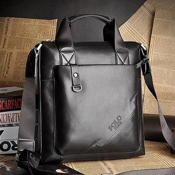 Handbag 2013 commercial man  shoulder  messenger   briefcase men's cowhide laptop  Bag Free Shipping
