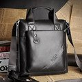 Handbag 2013 commercial man  shoulder  messenger   briefcase men's cowhide laptop  Bag Free Shipping