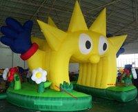 inflatable welcom door
