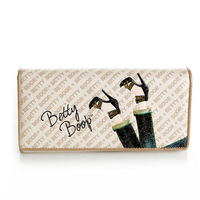 BETTY betty boop wallet women's long design