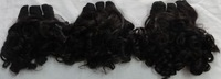Free shipping !(Vimage brazilian virgin hair ) tight curl Hair 3pcs per lot   2-3days delivery