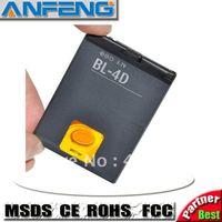 Genuine 1200mAh battery BL-4D BL4D 4D ACCU for Nokia E5 E51 E7 N8 N82 N81 N97mini baterai AKKU free shipping