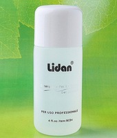 1 X Lidan Detergent Liquid Cleansing For UV Gel Nail Art System 4fl.OZ  J0797-2