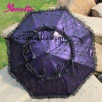 Free shipping, Princess lace umbrella sun umbrella