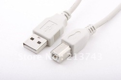 USB 2.0 5ft A-B Scanner Printer Cable for HP EPSON(China (Mainland))