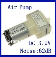 Mini Air Pump DC3.0v  >70mL/min For DIY  increasing oxygen pump  free shipping