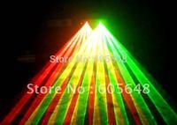 140mW Professional DMX Stage Lighting 2 Heads 2 Lens DL-22 G&R Sound Control DJ Laser Light Show Beam Fast Ship