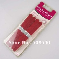 40pcs/pack  Wood Material High Quality Nail Care File Tool Wholesale Manicure & Pedicure Product For Nails Beauty 364