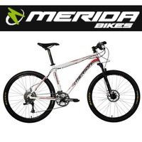 Merida DIY refitted 36V 26''  Mountain bike Folding electric bike,MTB,FOB.Free-factory wholesale