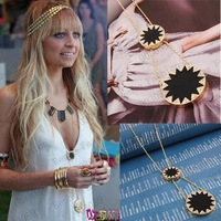 House of harlow quality leather gold polish necklace wholesale/retailer