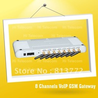 Hot sale!NEW  8 port gsm voip gateway goip -GoIP 8