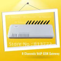 GOIP800 GSM Gateway Quad Band 8 channel GSM Voip gateway Goip GSM VOIP