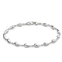 TB023 // new promotion 925 silver plated Bracelet, 925 Silver jewelry, Silver Bracelet Wholesale Free shipping