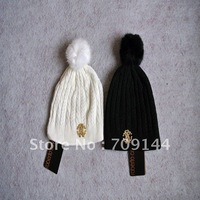 Free Shipping Rabbit hair ball lady lovely leisure hat