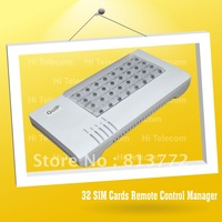 Hot sale!support 32 gsm channel bank / 32 sims gsm gateways-simbank32