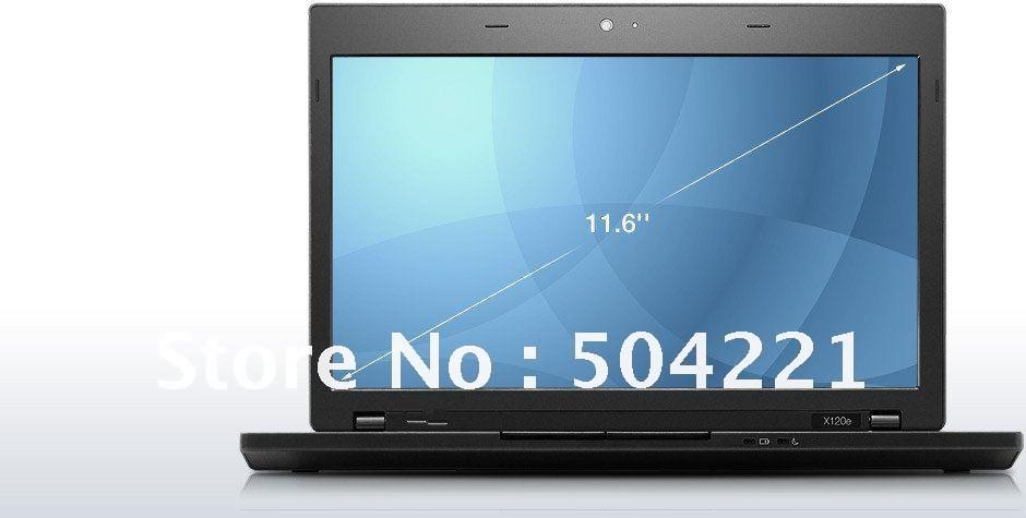 Original 100% new TP X120e  Win7 Pro 64bit  Dual Core AMD11.6'' (320 GB, Fusion  E-240, 1.6  ...