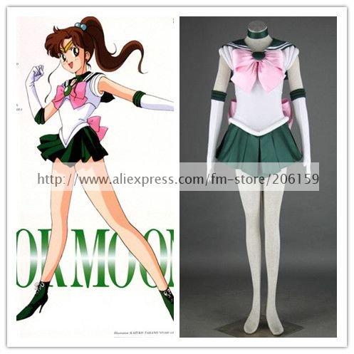 Sailor Moon Sailor Jupiter Kino Makoto