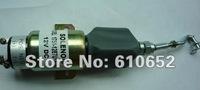Fuel Stop Solenoid 1751-12E7U1B1S5 SA-3796 12 VDC shut off solenoid Fits Yanmar