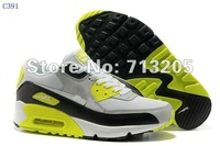 Free Shipping 2012  Men's Running shoes Sneakers C391 Size:40-45 Mix order