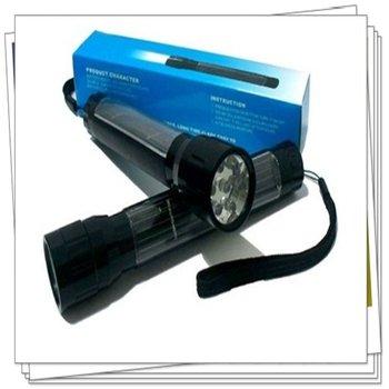 5pcs LED Solar Flashlight