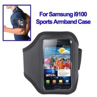 Sports Running Armband Case Workout Armband Holder Case Waterproof Armband Case for Sam sung Galaxy S2 i9100