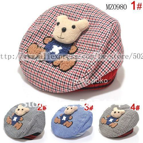 2012 New Design Cartoon Little Bear Baby infant