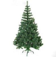 Free mail Green 150cm encryption PVC Christmas tree Christmas Ornament 450 branches