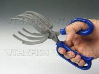 Promotion!! 1Pcs 24CM Fish Clamp AntiRust Fish Grip FishiNG Tool tongs
