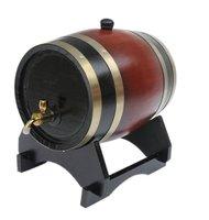 free shipping 10L wooden Oak Wine Aging wood Barrel Rum Cask Beer Keg
