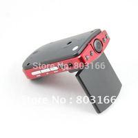 "2.5"" Color LCD 4 IR LED Vehicle Car DVR Camera Dashboard Recorder Night Version"