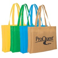 Promotional Tote Shopping Bag with customized logo