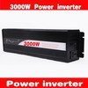 3000w/6000w pure sine wave power inverter (3000 watt, 12v/240v, free shipping, fast delivery)