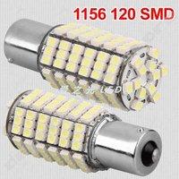 10W \ 1156 P21W 120 head LED brake lights \ after fog light bulbs