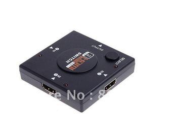 Mini 3 Port 1080P Video HDMI Switch Switcher HDMI Splitter HDMI Port