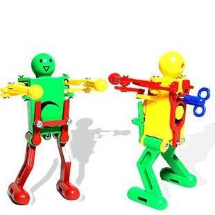 New Robot Wind Up Plastic Toys Children's Favorite New Strange Toys Hot Sale!