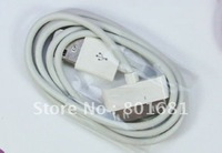 20pcs/lot  USB Sync Cable for IPhone 4S 4 3GS Ipod