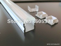 linear led profile with 10 degree for cabinet light,led lens profile, pmma clear diffuser