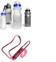 Bicycle Aluminum Water Bottle Cage random colors
