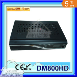 satellite reciever DM800HD PRO DM800 HD with Bootloader#84 ALPS M (801-A) turner FREE SHIPPING--FEDEX(China (Mainland))