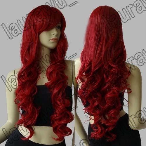 Big Red Wig 74