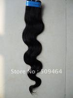 Wholesale- Mix 18 Inch (2pcs Body Wave+2pcs Natural  Wave+ 1pcs Deep Wave) Brazilian Hair 5pcs/lot DHL Free