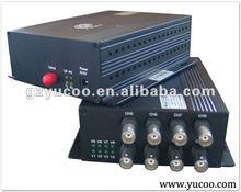 Single mode 8-channel video communication equipment